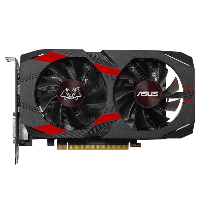 ASUS GeForce CERBERUS GTX 1050Ti 4 gb GDDR5 Carte De Jeu Vidéo Carte Graphique 7008 mhz PCI-E 3.0 CERBERUS-GTX1050TI-A4G DVI HDMI DP