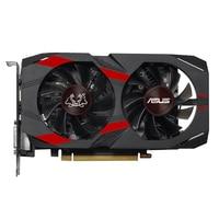 ASUS GeForce CERBERUS GTX 1050Ti 4GB GDDR5 Gaming Video Card Graphics Card 7008MHz PCI E 3.0 CERBERUS GTX1050TI A4G DVI HDMI DP