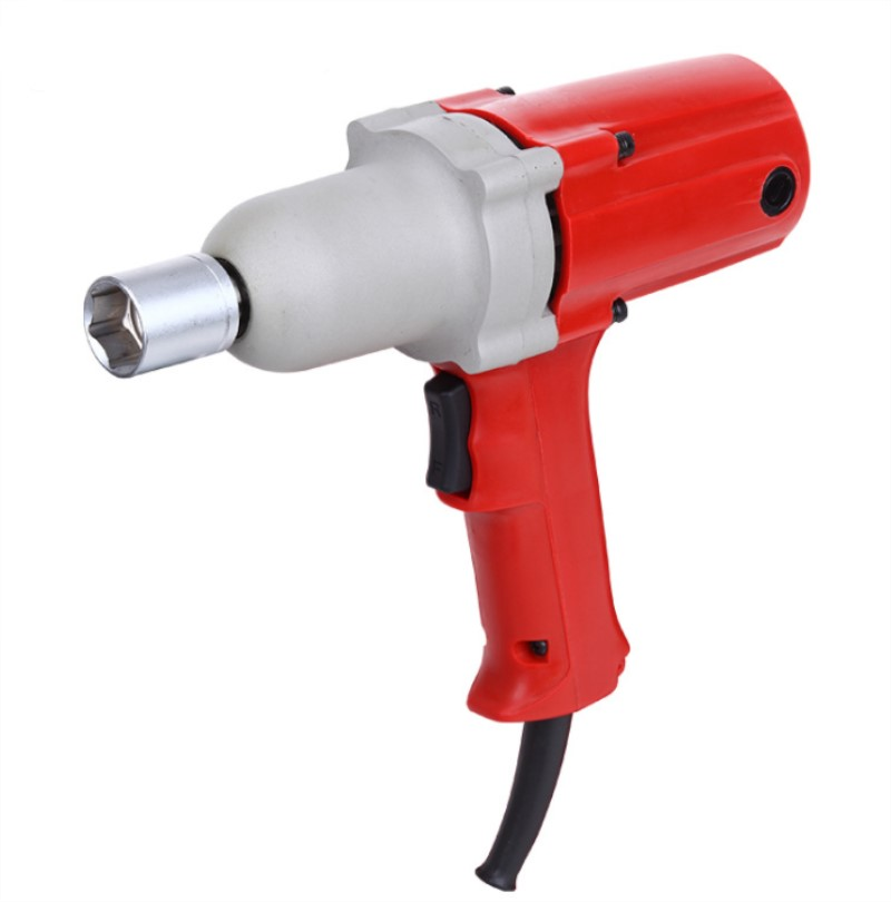 220V 350W Electric Spanner 6416 Tool Electric Frame Worker Electric Wind Gun Impact Spanner High Power - 3