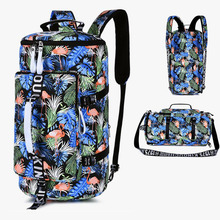 Large Outdoor Backpack  Women Waterproof Travel Laptop Bagpack Sport Mountaineering Student School Bag Bookbag