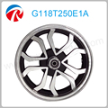 Special Offer Limited Dot Rims Zoomer Motorcycle Rim Pit Bike 2.50-10 Scooter V8 Aluminum Front Wheel