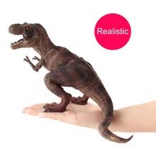 Tyrannosaurus Rex Jurassic Realistic dinosaur models Toys Ho