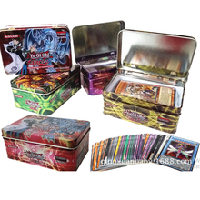 41pcs /Set With Box Yugioh Game Paper Card Toy Girl Boy Yu Gi Oh Game Collection Cards Christmas Gift Brinquedo Toy