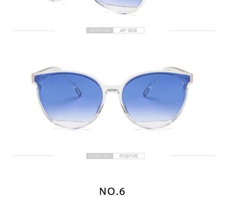 RBROVO Gafas de sol mujer vintage 16