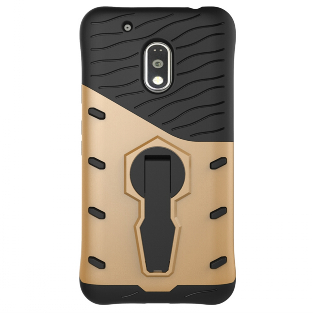 For Motorola Moto G4 Play Case Luxury 360 Anti-konck with stand Armor Case Cover For Motorola Moto G4 Play Phone case