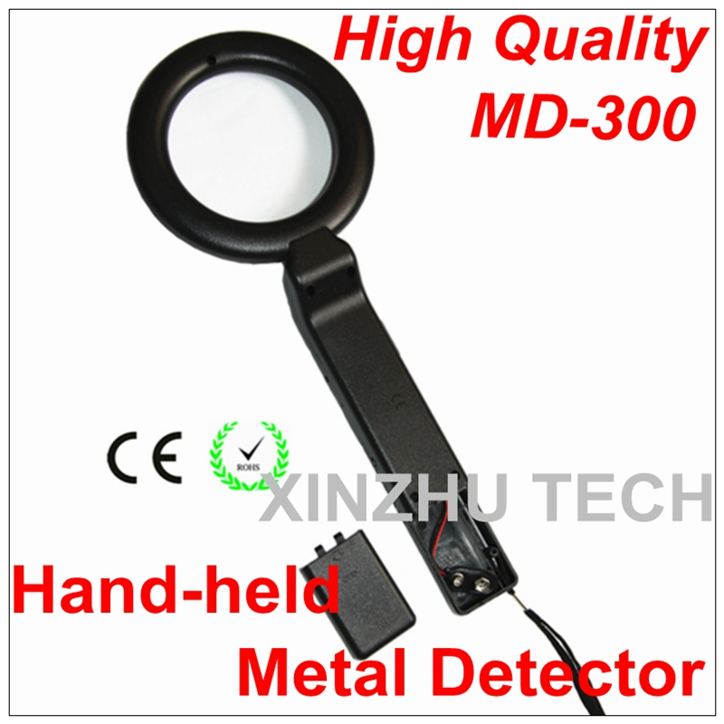 New Arrival MD-300 Hand-held Portable Securitys