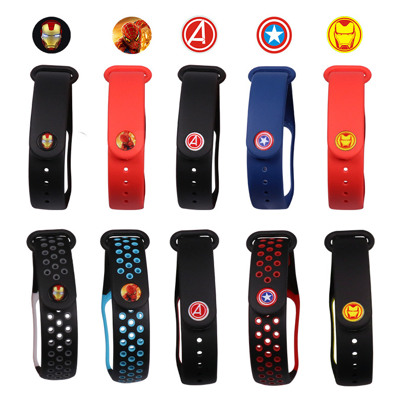 2019 Hot Silicone <font><b>Strap</b></font> for Xiaomi <font><b>Mi</b></font> Band <font><b>4</b></font> Colorful <font><b>Straps</b></font> for Xiaomi Miband <font><b>4</b></font> Smart Bracelet Replacement <font><b>Strap</b></font> for <font><b>Mi</b></font> Band <font><b>4</b></font> image