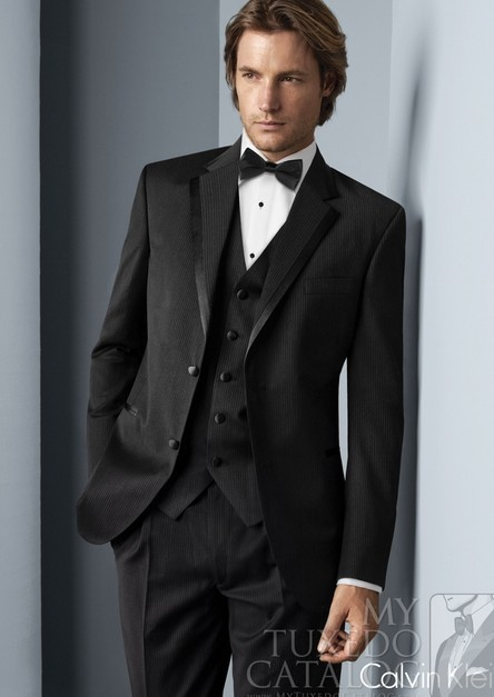 Mens suits 2013 BLACK stripe 'LASTRADA' TUXEDO colour men's nice ...