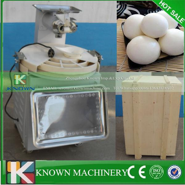 Hot sale stainless steel dough divider rounder ball pasta bread cutting machine for free shipping hot sale silver stainless steel