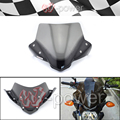 New motorcycle windshield windshield pare-brise smoke fite for yamaha mt-07 mt07 fz-07 2014 2015 2016