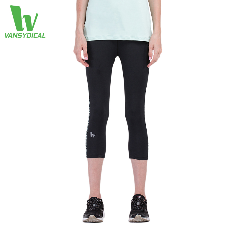 Women Compression Pants Yoga Leggings Quick Dry Running Pants Fitness Breathable Sportswear Gym Workout Tights