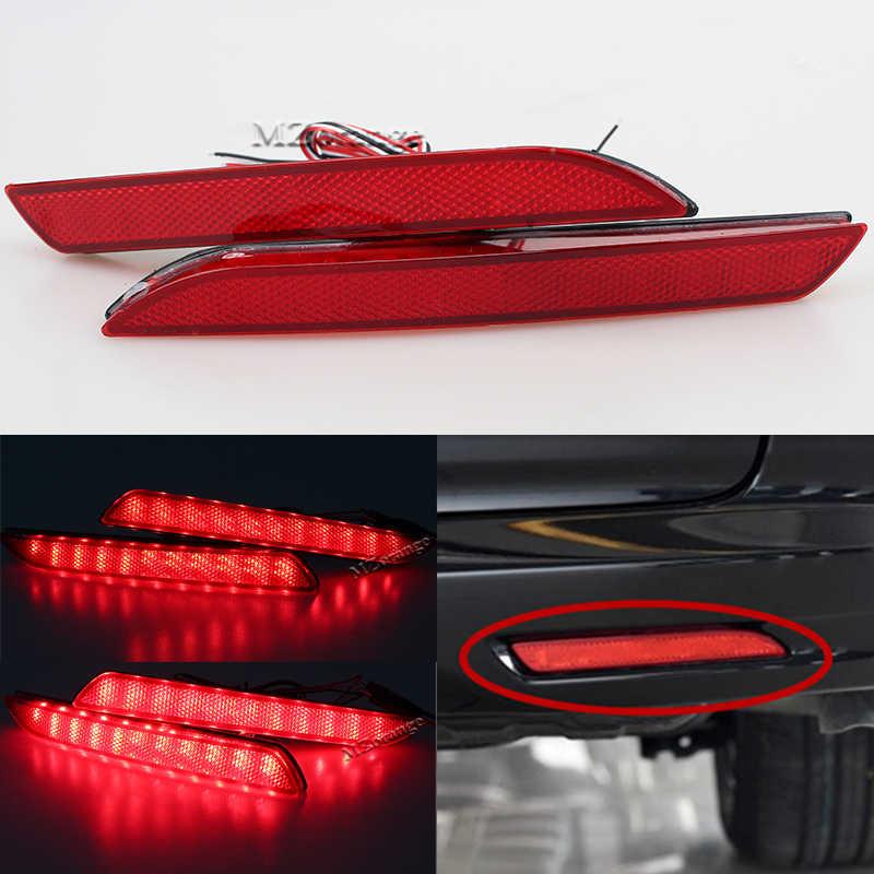 EOsuns LED Running Light + Brake Light, Rear Bumper Light