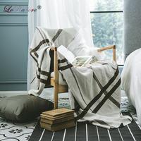 LeRadore чистая мериносовая шерсть одеяло мягкая шерсть портативный теплый плед диван кровать флис вязаный шарф шаль накидка пончо 130*160 см