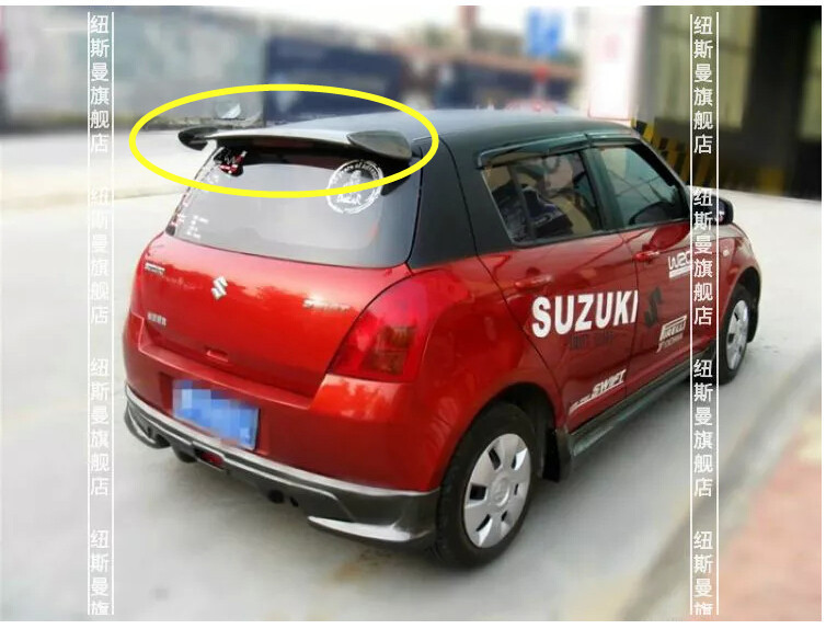 Popular Suzuki Swift Spoiler Buy Cheap Suzuki Swift