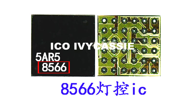 For iPad Pro 12.9 Light Control IC 8566 Backlight Chip