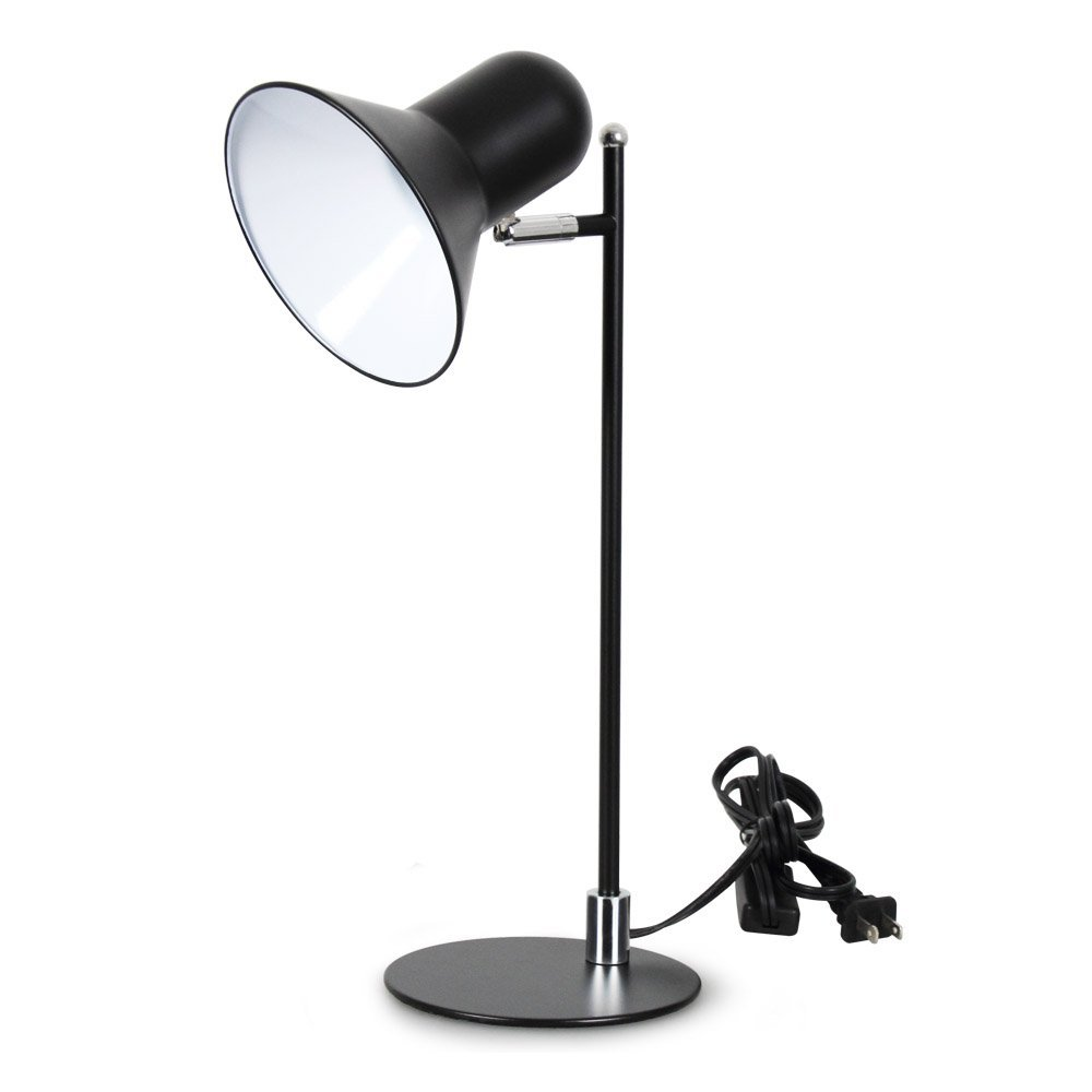 Us 20 99 30 Off T Sun Modern Desk Lamp Eye Caring Table Lamp For Reading Studying Office Bed Room Living Room Pack Of 1 Black In Desk Lamps From