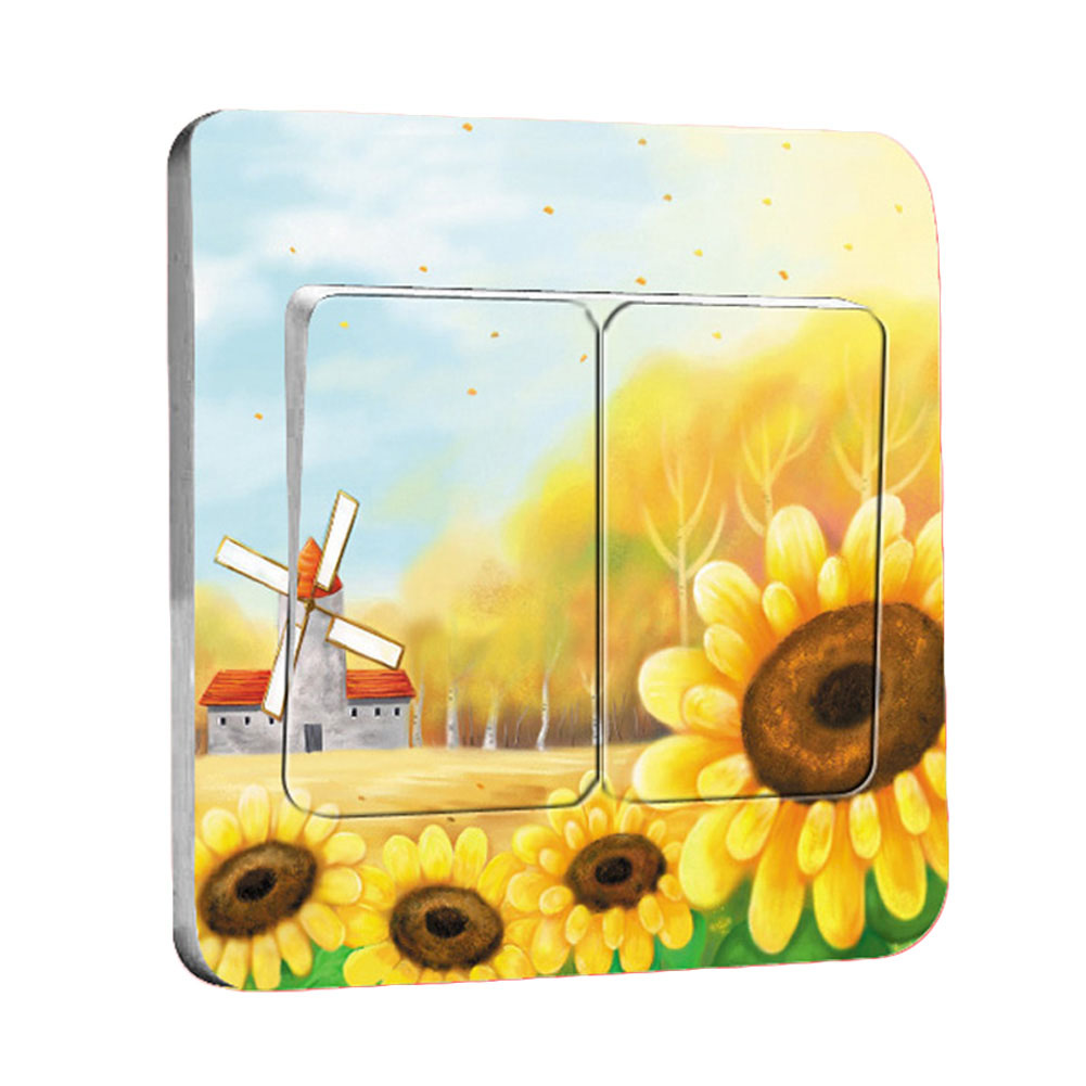 Buy windmill wall sticker and get free shipping on AliExpress.com