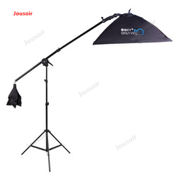 LED photography lamp set top lamp cantilever frame softbox Studio clothing portrait Light Box CD50 T03