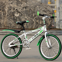Free shipping high carbon 21 speed 24 inches straight handlebar cycling factory students bicycle