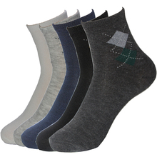 1 Pairs Hot Fashion Harajuku Happy Socks Men Quality Busines