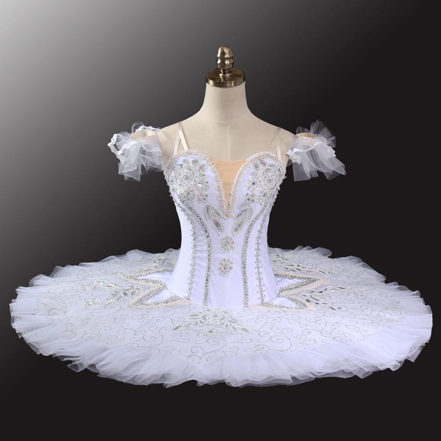 US $201.6 28% OFF|professional tutu pancake tutu classical ballet tutu ballerina Cinderella the Prince, The stepsisters, the fairy Godmother in Ballet