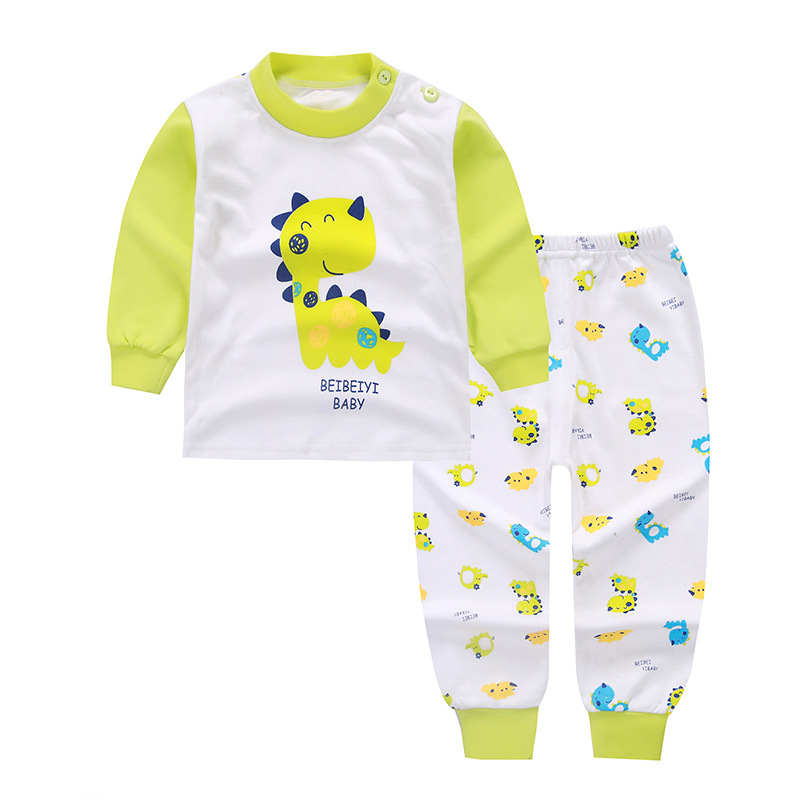 Sun Moon Kids Baby Boy Clothes 2Pieces Baby Clothing Set Cartton Bebes Newborn Baby Girl Clothes Soft Cotton Infant Things 2pcs set baby clothes set boy