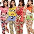 Pijama Femme Casa Cothing Pigiami Pijamas Mujer Entero Pijama Pijamas Mulheres Sleepwear Primark Pijama Feminino Pijamas Pigiama