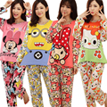 Pijama Femme Casa Cothing Pigiami Primark Entero Mujer Feminino Pijama Pijama Pijamas Pijamas de Las Mujeres ropa de Dormir Pijamas Pigiama