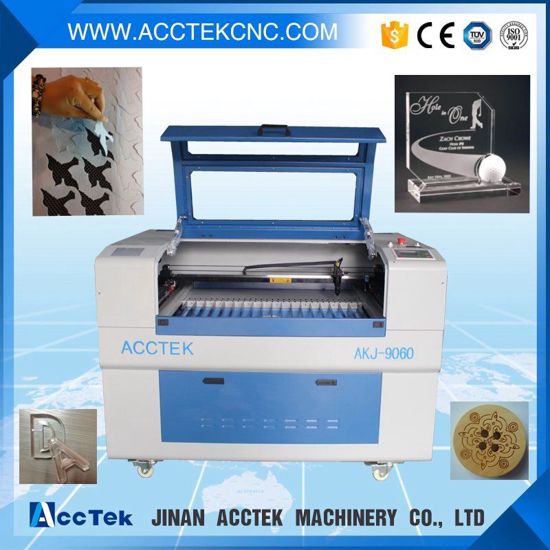 hot sale akj6090 cnc laser cutting machine for acrylic greeting card making machine in wood routers from tools on aliexpresscom alibaba group - Card Making Machine