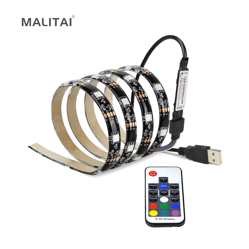 RGB LED Strip light connectors 10mm 4PIN No soldering Cable PCB ...