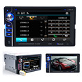 Double 2 Din 6.2 In Dash Stereo Car DVD CD Player de Rádio Bluetooth ja17