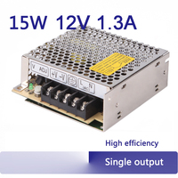 S 15 12 15W 15V Single Output High Efficiency Industrial Switch Power Supply 12V 1