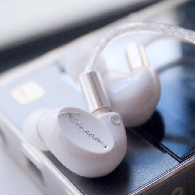 KINERA SIF وحدة السائق ديناميكية واحدة في الأذن سماعة DJ HIFI رصد سماعة مع MMCX انفصال منفصلة كابل سماعة أذن صغيرة رياضية