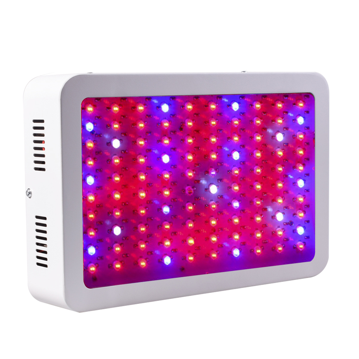 BestFire Double Chips 1500 W LED Grow Light 380-730nm Full Spectrum Led Grow Light Indoor Plant Flowering And Growth Plants aurora double drive 1500