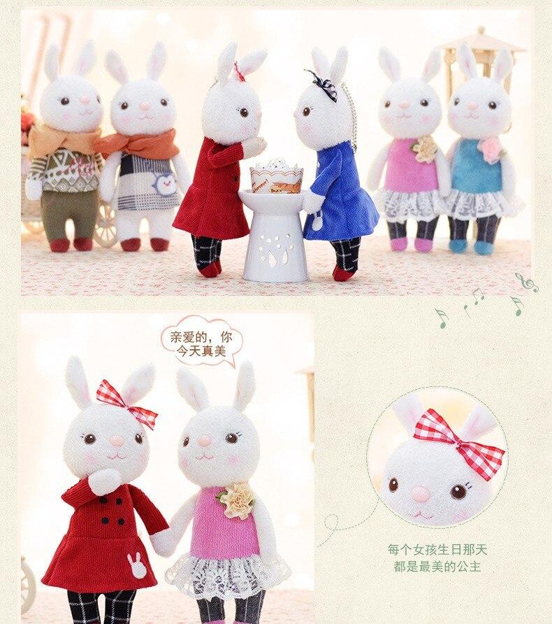 кукла metoo плюшевый кролик
