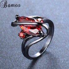 Bamos New Stylish Black Gold Filled Best Wedding Jewelry Cha