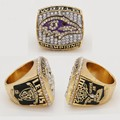 Promotion Price for Replica Newest Design 2000 Super Bowl XXXV Baltimore Ravens  Championship Ring Free Shipping