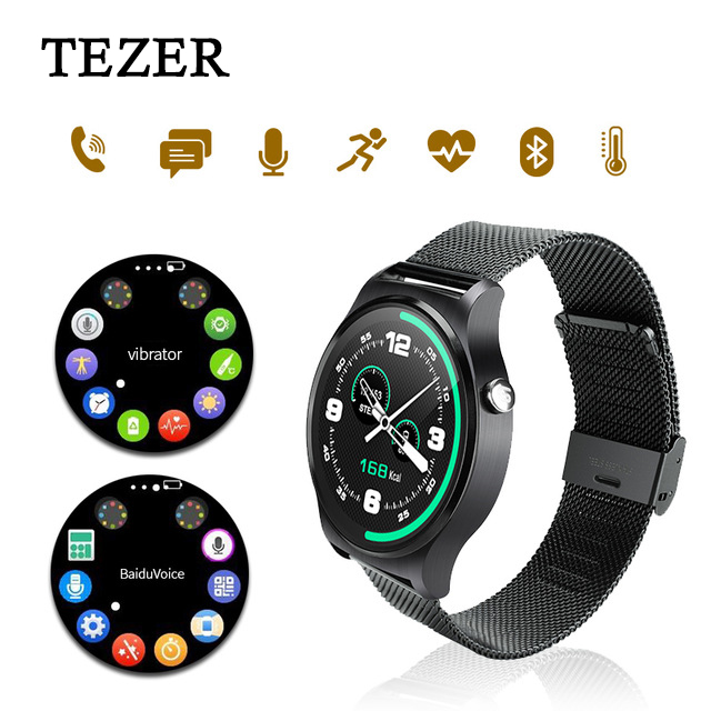 Original GW01 Smart Watch with Music Remote Camera Heart Rate Dial Messages WiFi Bluetooth 4.0 Watch Phone for Android iOS smart sm407 01 c35