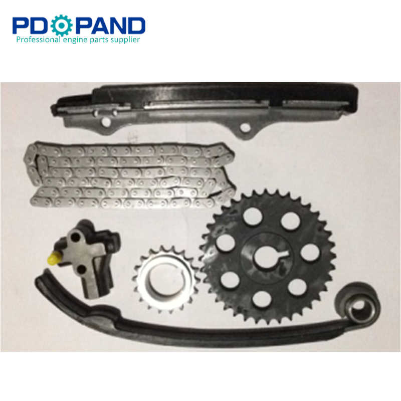 KA24E KA24 E Engine Timing Chain Gear Tensioner Kit for