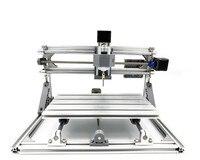 CNC3018 Mini Engraving Machine Laser Engraving Machine CNC Engraving Machine Engraving Machine Three Shaft Parts