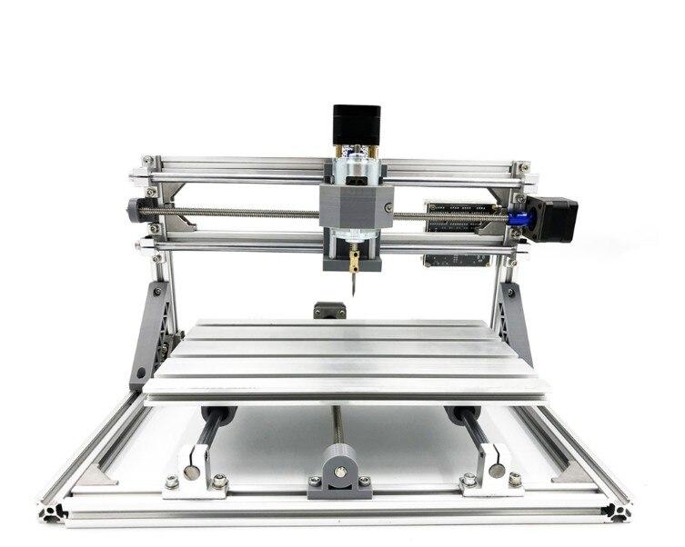 CNC routeur bricolage 3018 ER11 GRBL contrôle bricolage CNC machine, 3 axes PCB fraiseuse, bois routeur Laser gravure