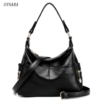Casual New Bags For Women Bolsa Feminina Shoulders Bags Famous Brand Purses And Handbags Leather Women