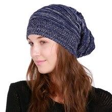 Winter Hat For Men Skullies Beanies Women Fashion Warm Cap U