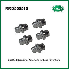 ФОТО car wheel nut rrd500510 for land rover discovery 3 /4 range rover range rover sport auto wheel lug nut spare parts supplier