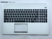 HB Hebrew keyboard For ASUS X501 X501A X501U X501EI X501X X501XE white and black with Palmrest Upper cover Layout