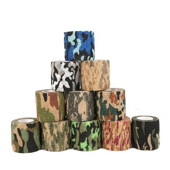 Camouflage Stealth Tape Wraps 1