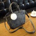 New Fashion Women Shoulder Bag Vintage Winter Woman Handbag Lovely Suede Messenger Bag Crossbody Bag For Women Medium hand bag