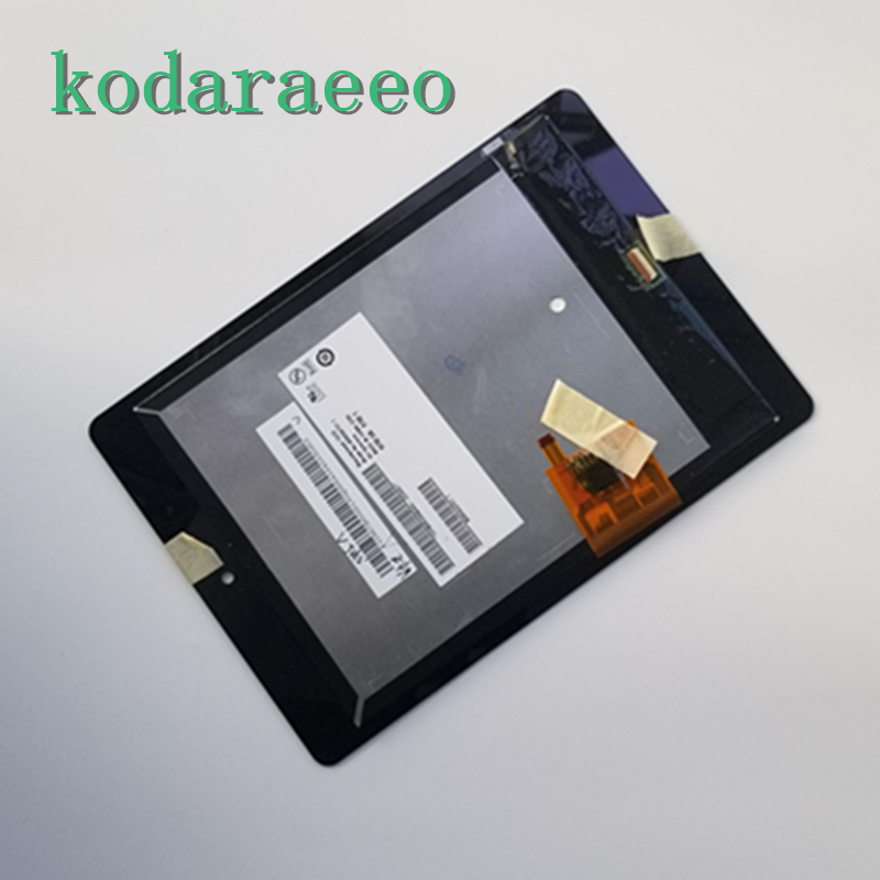 A1-810 LCD For Acer Iconia Tab A1-810 A1-811 Touch screen Sensor Glass + Lcd Display Panel Screen Monitor Assembly yihui for acer iconia tab 8 b1 810 lcd display screen panel touch screen digitizer sensor glass assembly