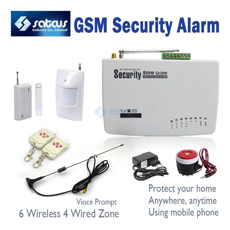 T Alarm System Price