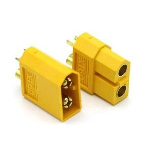 Image 5 - 100 paire haute qualité XT60 XT 60 XT 60 XT30 XT90 Plug mâle femelle balle connecteurs pour RC Lipo batterie en gros livraison directe